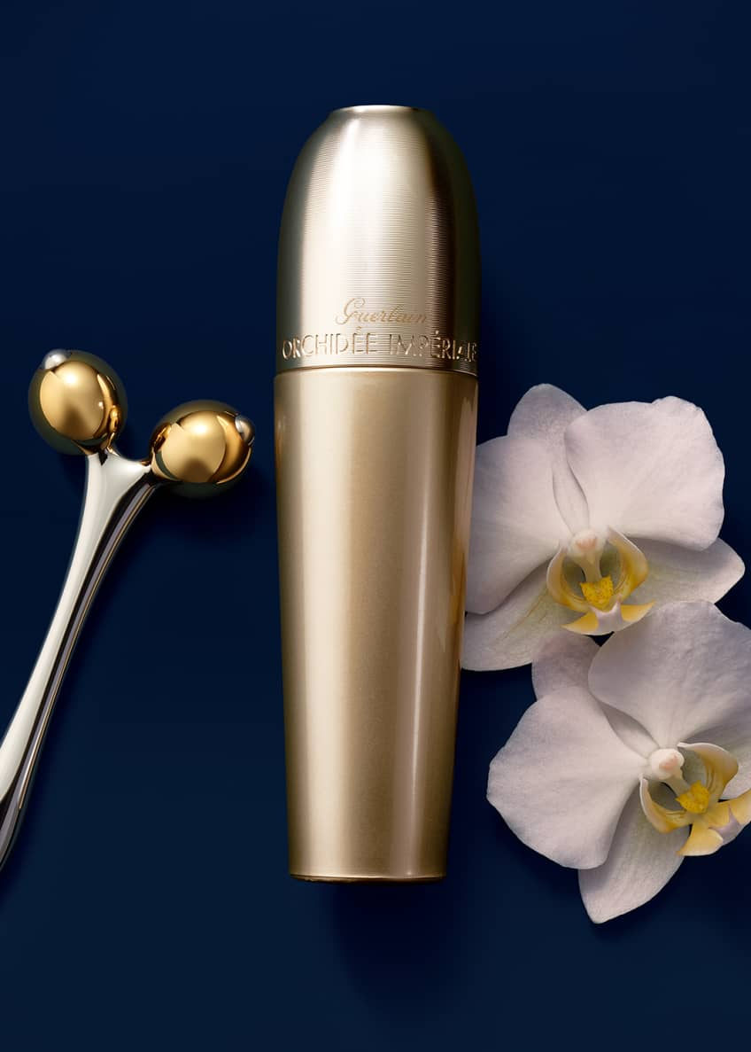Image 2 of 2: Orchidee Imperiale Facial Lymphatic Massage Roller