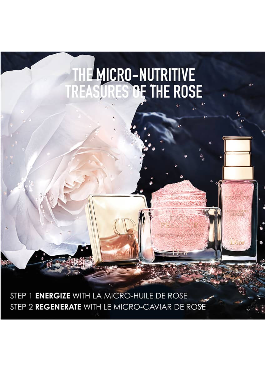Image 5 of 5: Prestige Le Micro-Caviar de Rose, 2.5 oz./ 75 mL