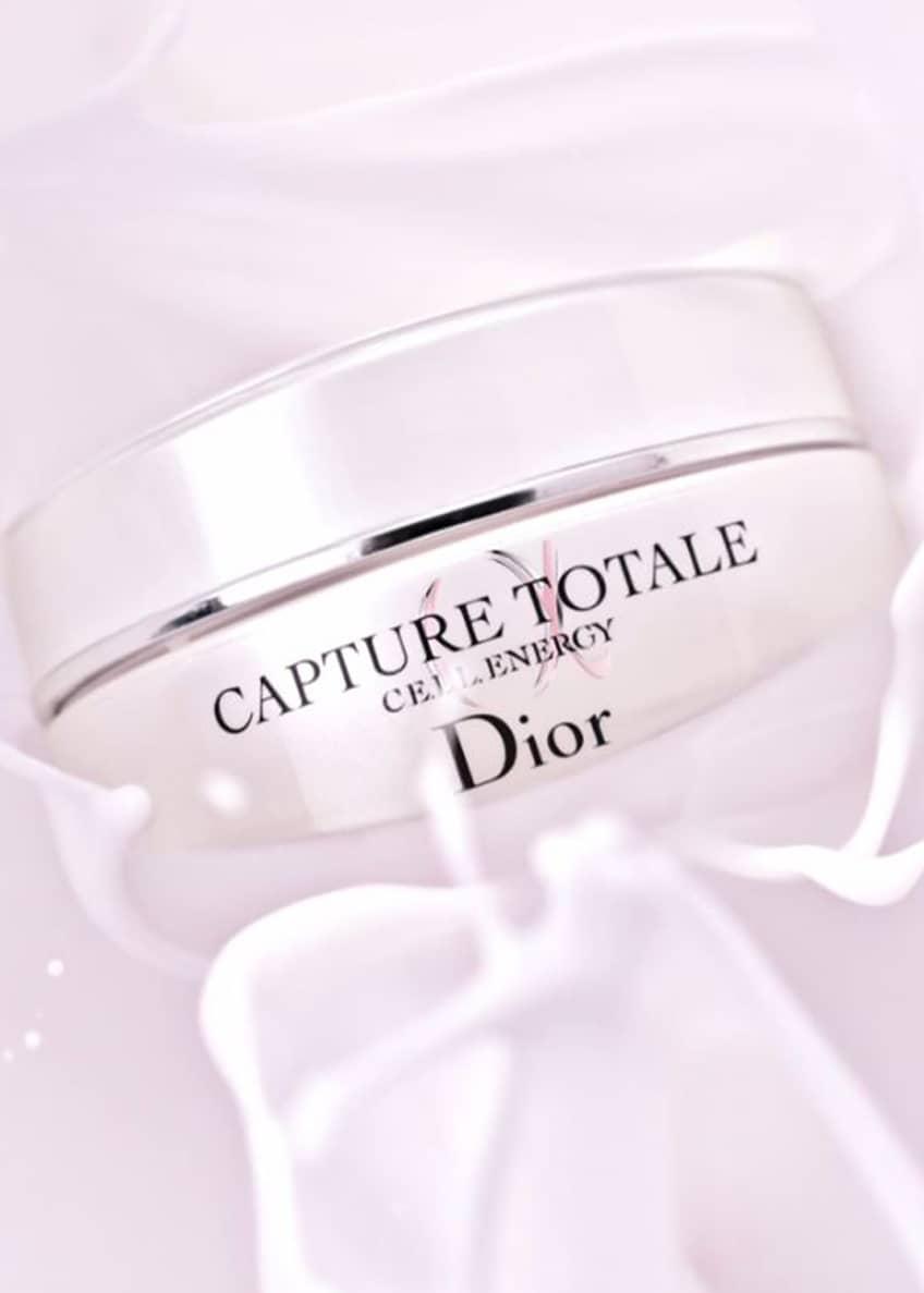 Dior Capture Totale Firming & Wrinkle-Correcting Cream, 1.7 oz./ 50 mL - Bergdorf Goodman