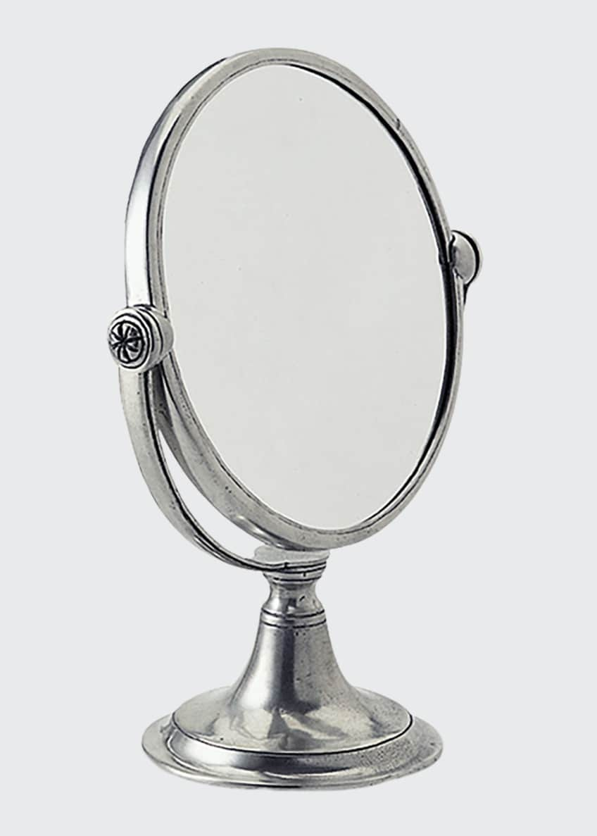 Image 1 of 1: Low Vanity Mirror