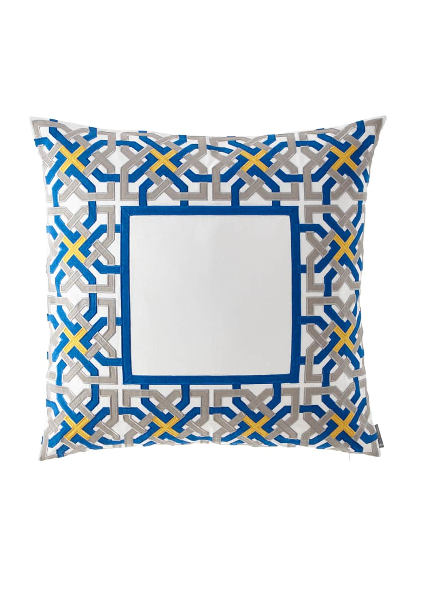 Image 1 of 1: Mod European Pillow