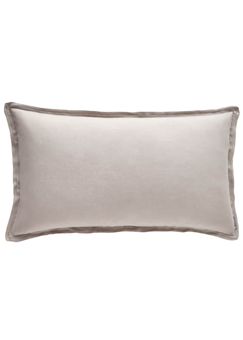 Image 1 of 1: Cassandre Linen King Sham