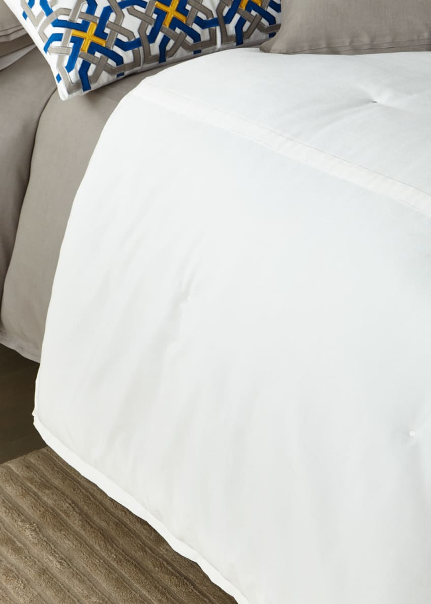 Image 1 of 1: Lalique Matte Velvet King Coverlet