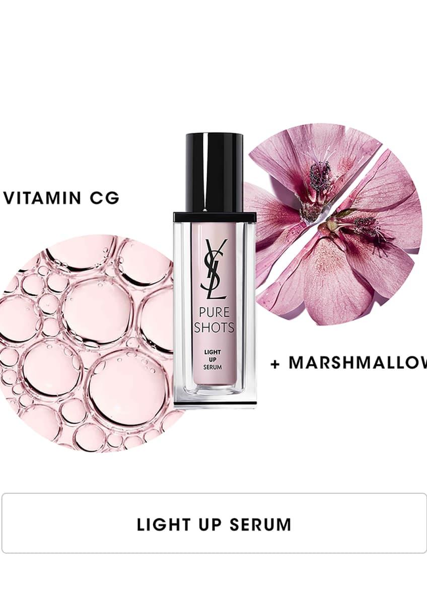 Yves Saint Laurent Beaute Pure Shots Light Up Brightening Serum, 30ml - Bergdorf Goodman