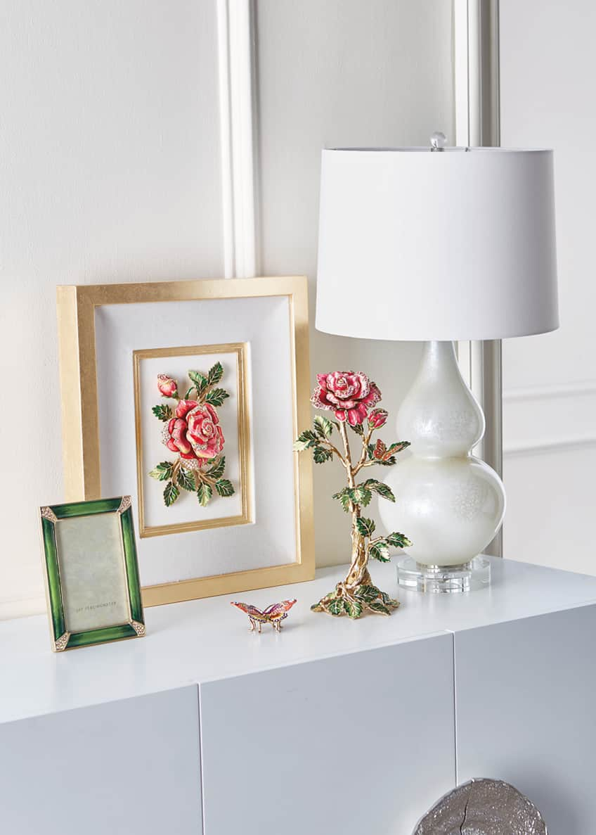 Image 2 of 3: Rose Wall Art