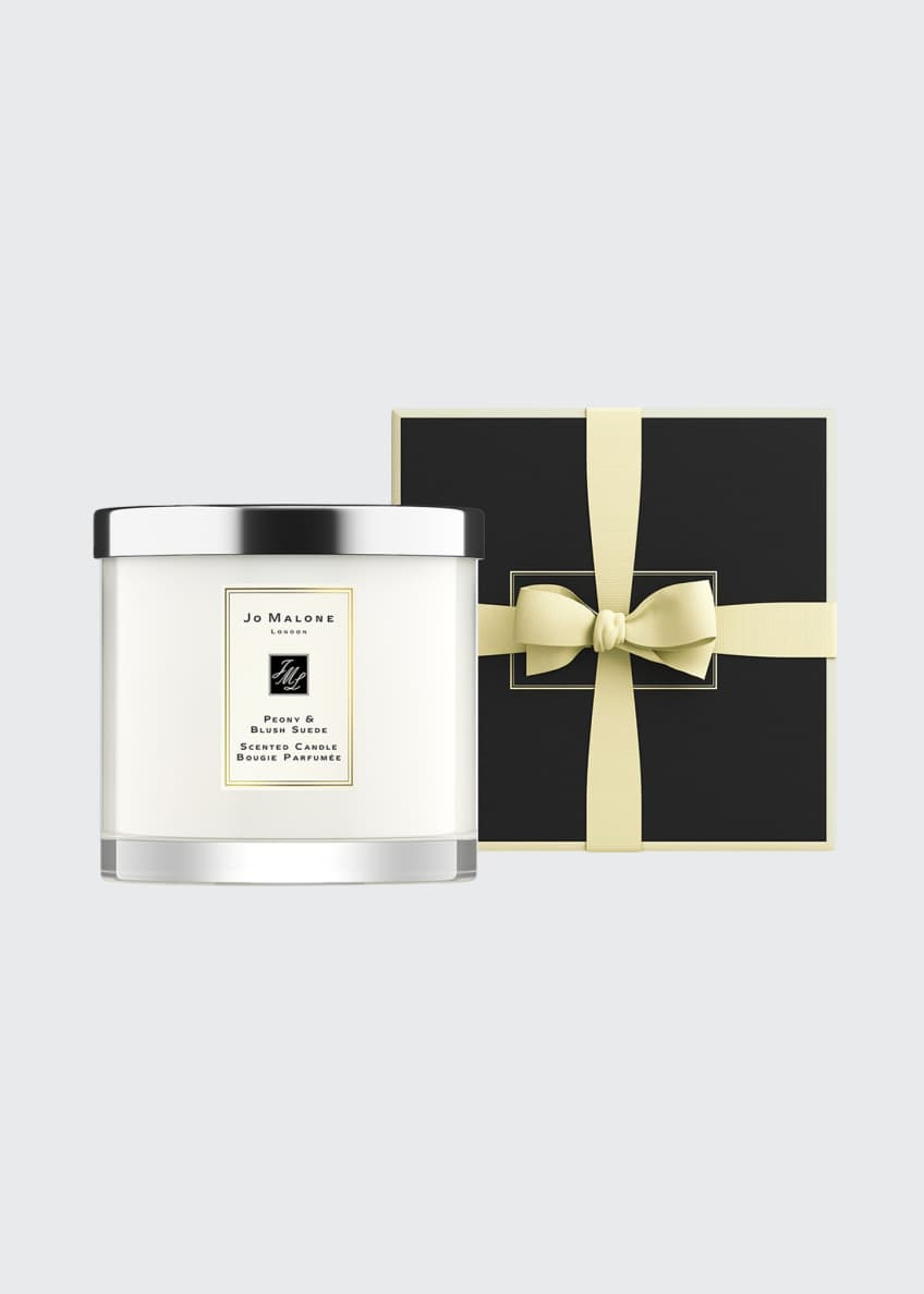 Jo Malone London Peony and Blush Suede Deluxe Candle, 21 oz./ 600 g - Bergdorf Goodman