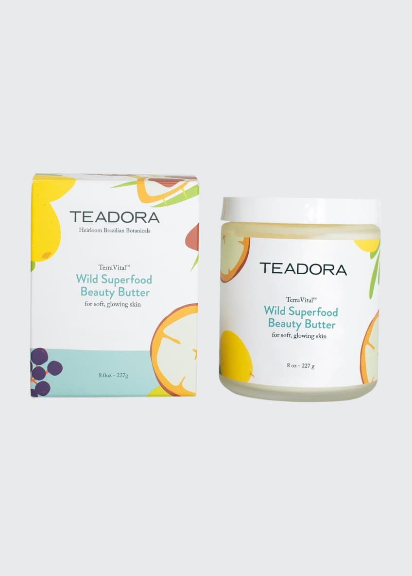 TerraVital Wild Superfood Beauty Butter, 8 oz./ 227 g