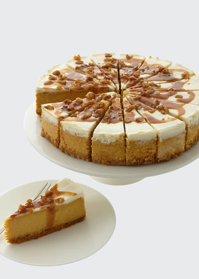 Image 1 of 1: Pumpkin Cheesecake