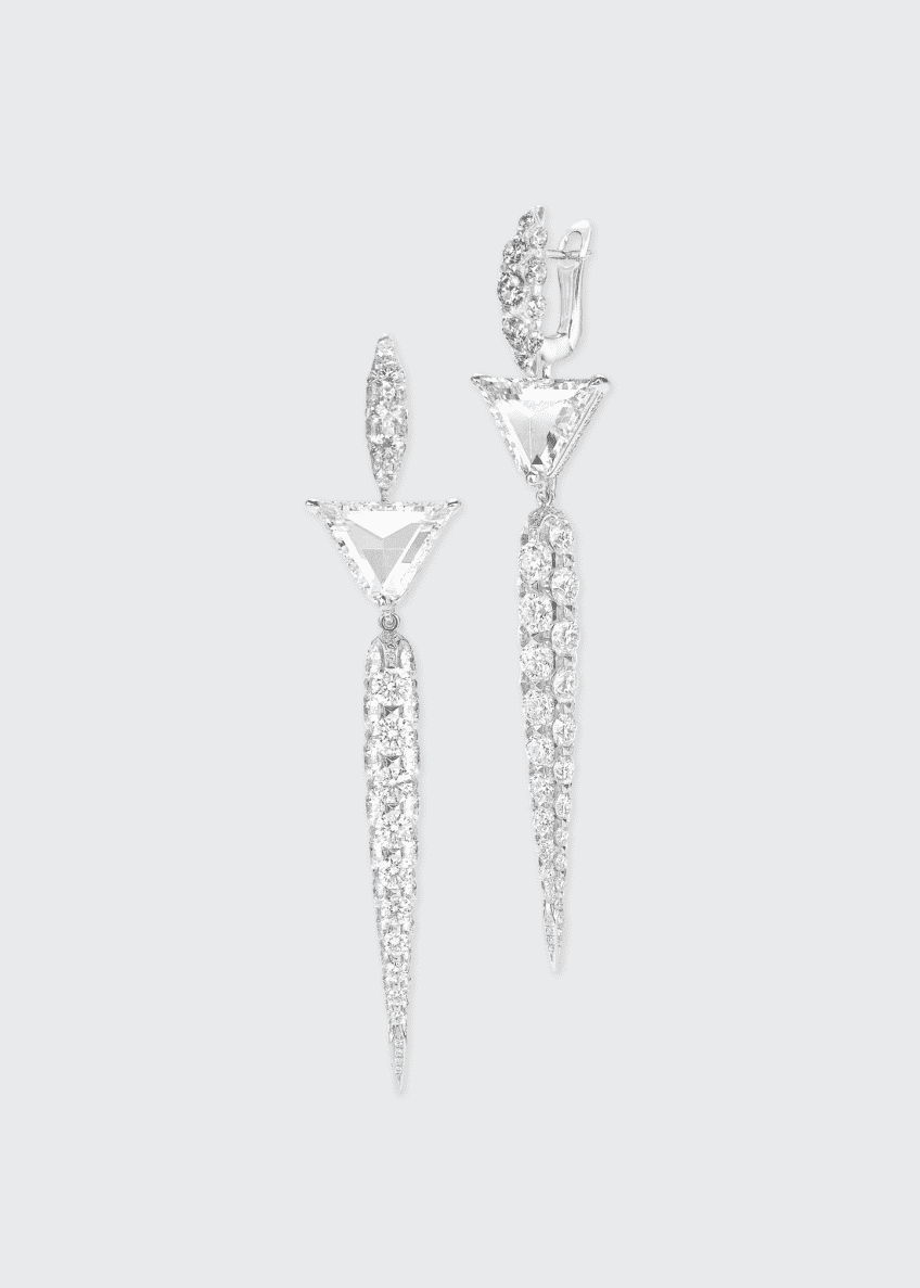 Merveilles Icicle Earrings