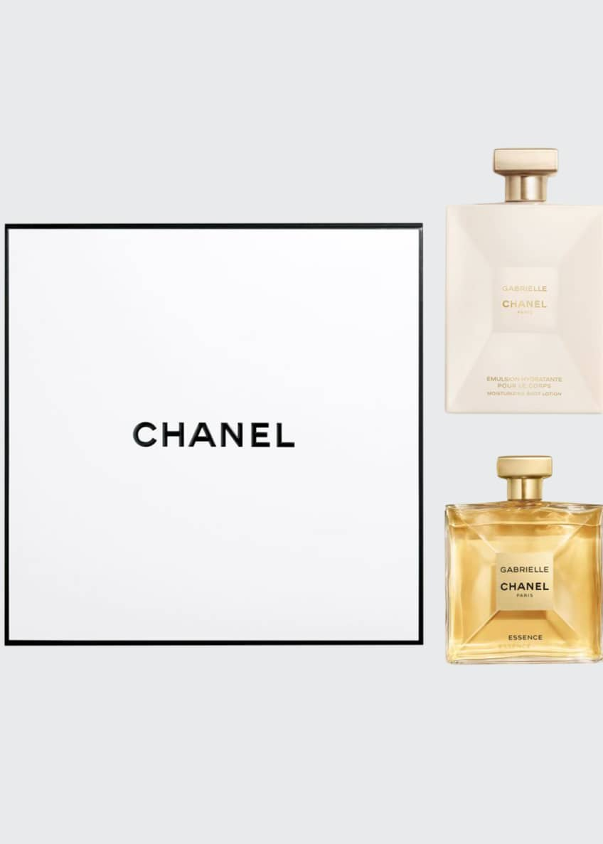 CHANEL GABRIELLE CHANEL ESSENCE Body Lotion Set - Bergdorf Goodman
