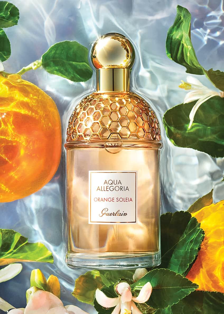 Guerlain Aqua Allegoria Orange Soleia Eau de Toilette, 4.2 oz./ 125 mL - Bergdorf Goodman