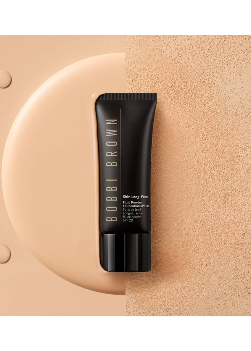 Image 5 of 5: Skin Long-Wear Fluid Powder Foundation SPF 20