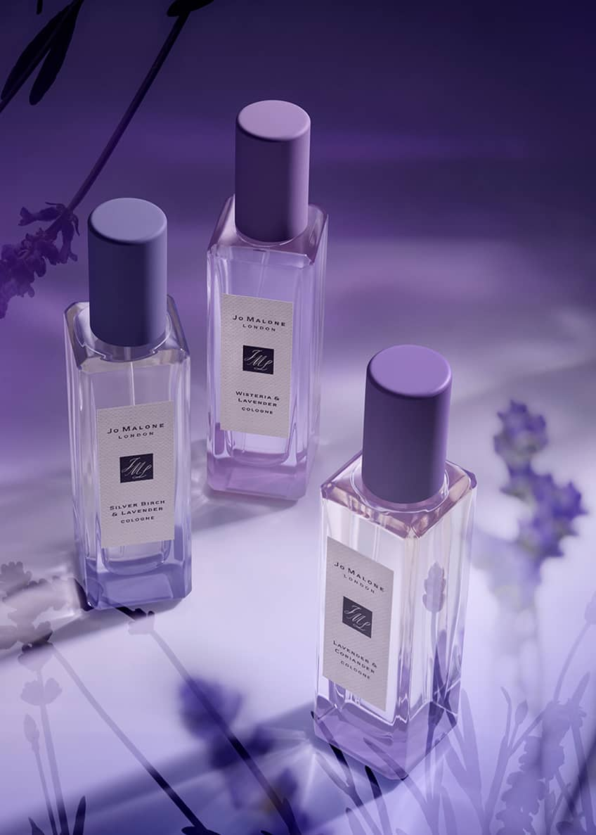 Jo Malone London 2020 spring limited edition collection - Lavender