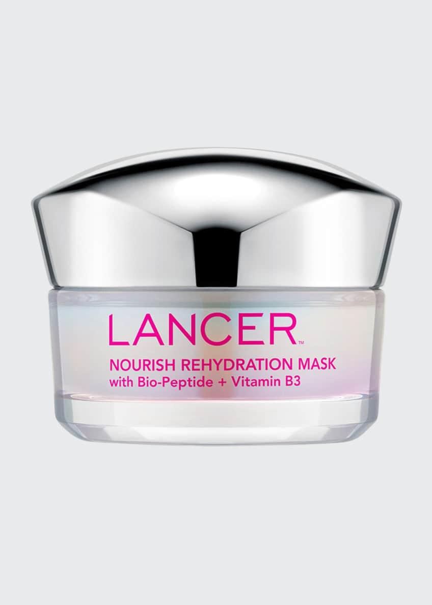 Lancer Nourish Rehydration Mask with Bio-Peptide + Vitamin B3 - Bergdorf Goodman