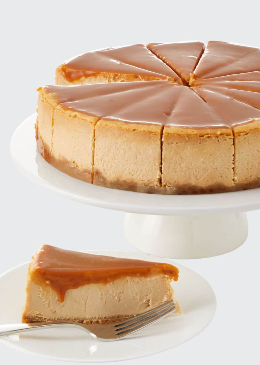 Image 1 of 1: Dulce de Leche Cheesecake