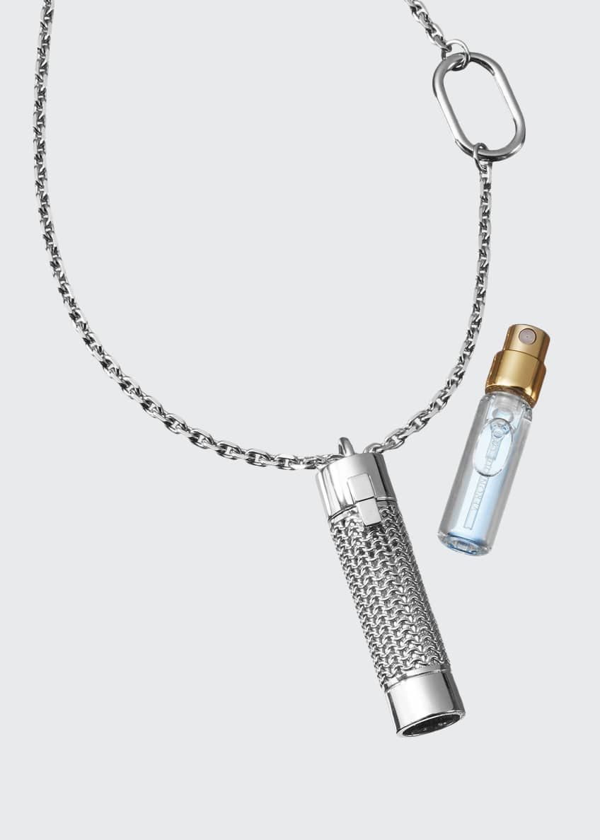 Veronique Gabai Perfume Pendant - Silver - Bergdorf Goodman