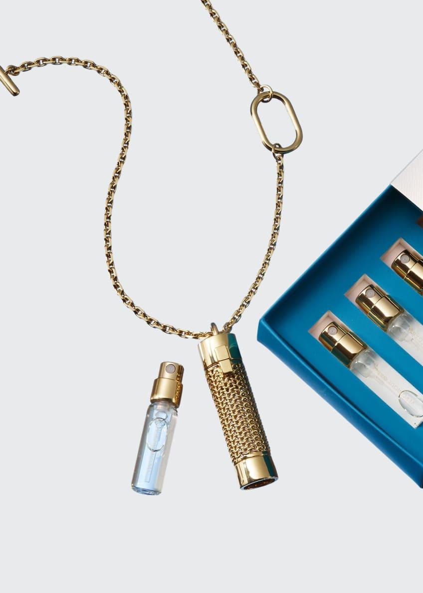 Veronique Gabai Eau du Jour Eau de Parfum Spray Pendant Refill, 6 x 2.5 mL - Bergdorf Goodman