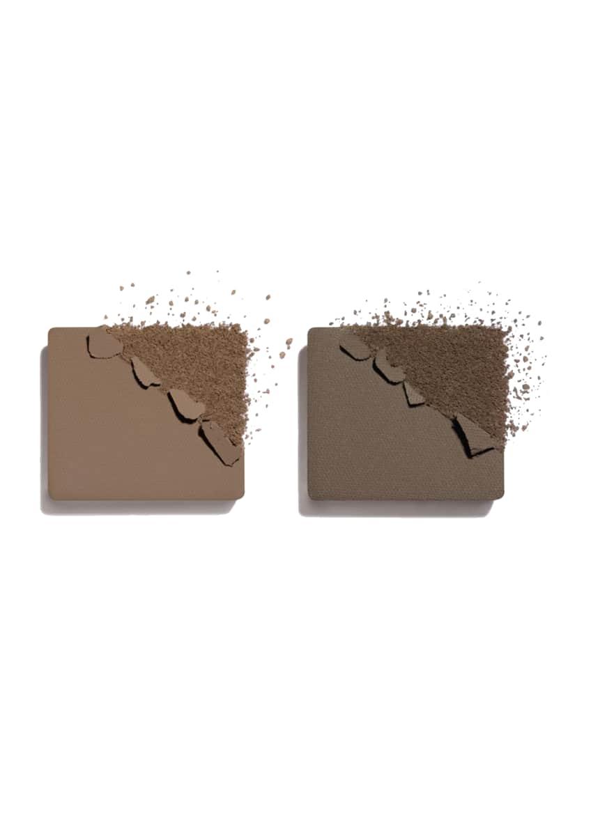 CHANEL LA PALETTE SOURCILS Brow Wax and Brow Powder Duo - Bergdorf Goodman