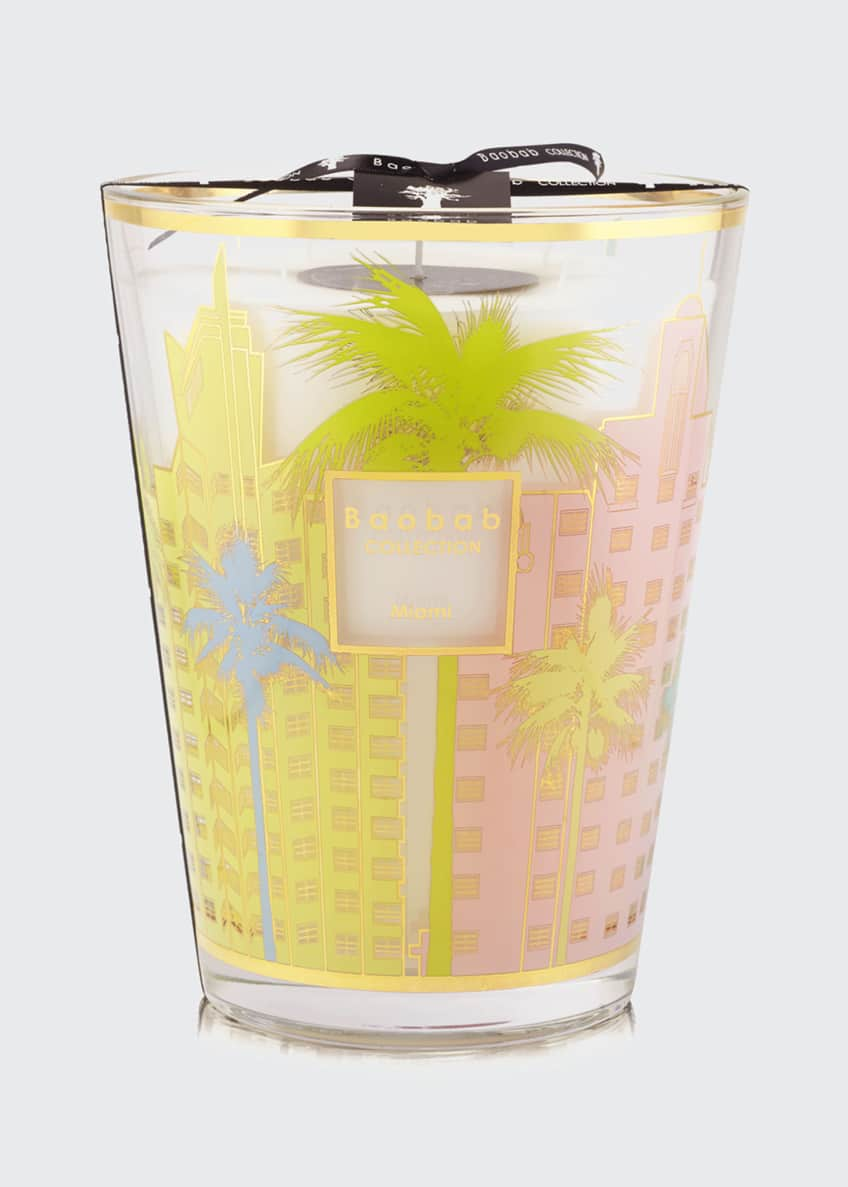 Baobab Collection Max 24 Cities Miami Candle - Bergdorf Goodman