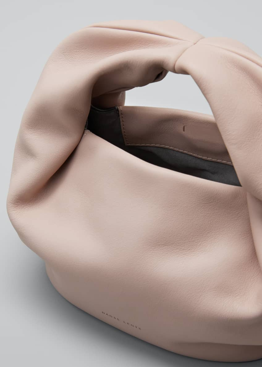Image 4 of 5: Lola Soft Folded Top-Handle Bag