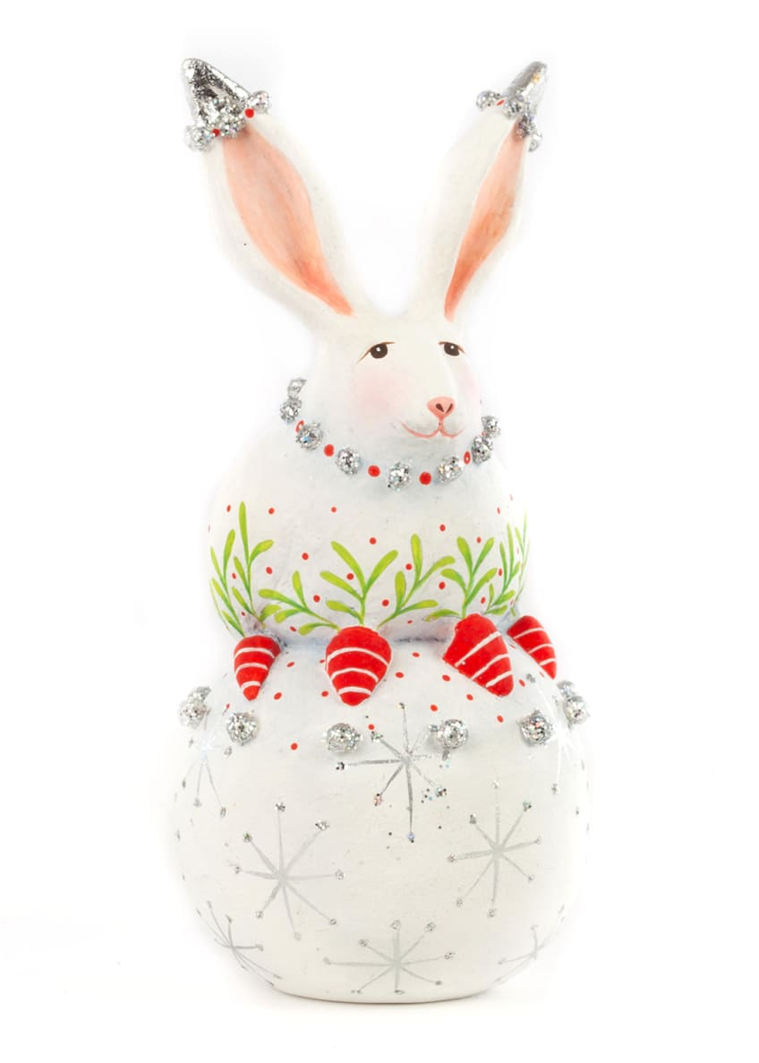 Image 1 of 1: Dash Away Nora Arctic Hare Figurine