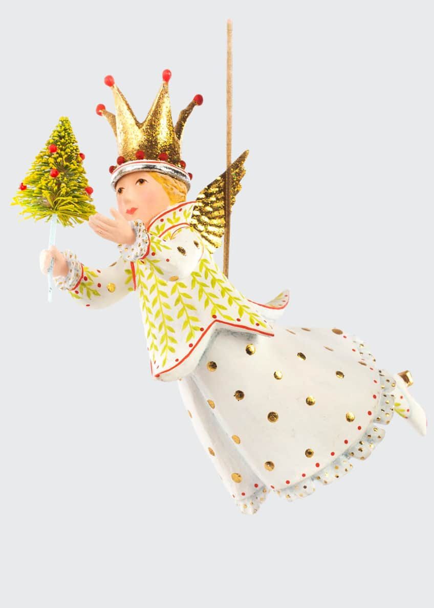 Image 1 of 1: Christmas Paradise Angel Ornament
