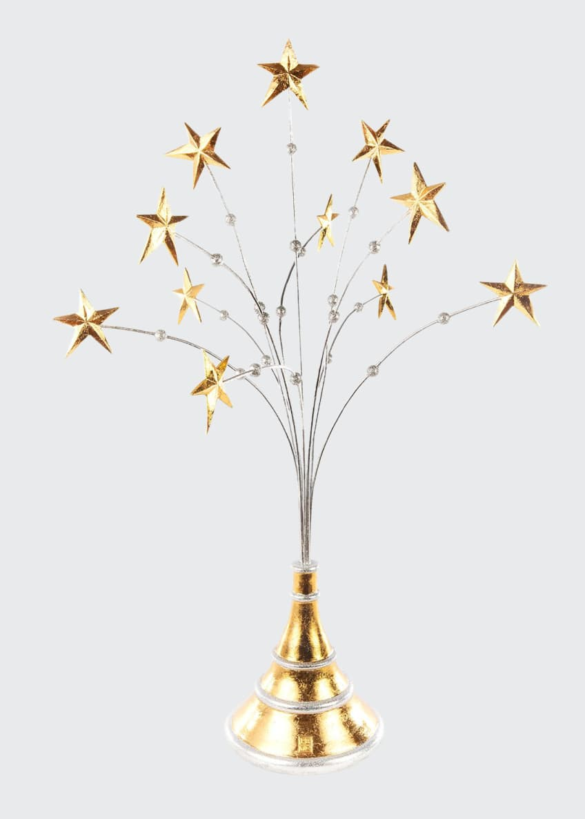 Image 1 of 2: Paradise Angel Ornament Display Tree