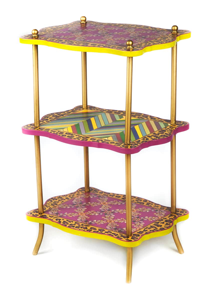 Image 1 of 1: Paradise 3-Tier Table