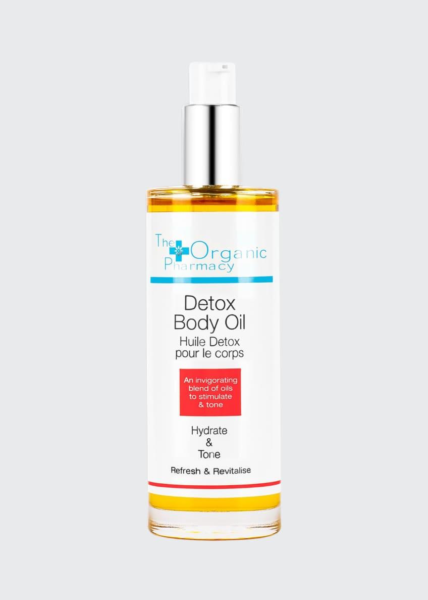 The Organic Pharmacy 3.4 oz. Detox Cellulite Body Oil - Bergdorf Goodman
