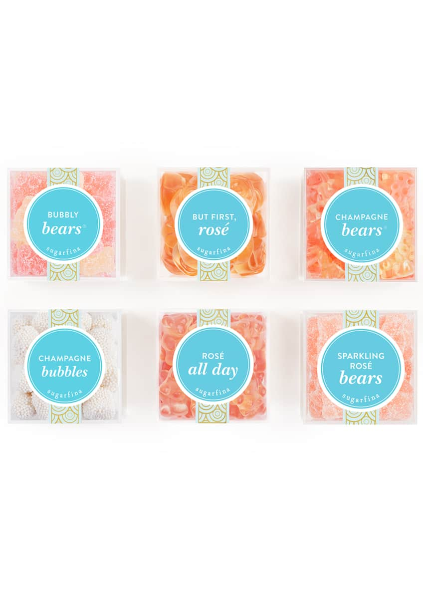 Image 1 of 1: Cocktail Gummy Faves Small Cube Bundle