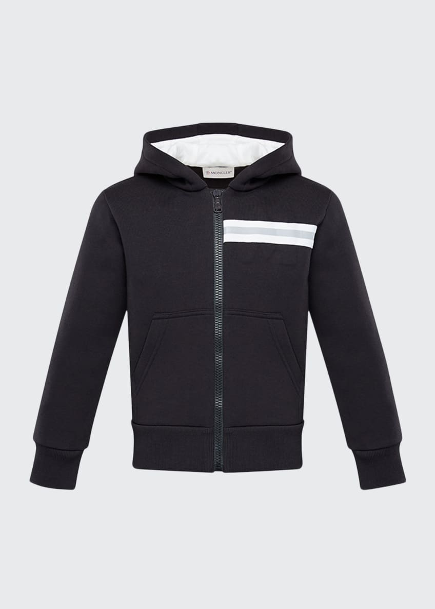 Image 1 of 6: KB Maglia Zip-Up Hooded Cardigan, Size 8-14