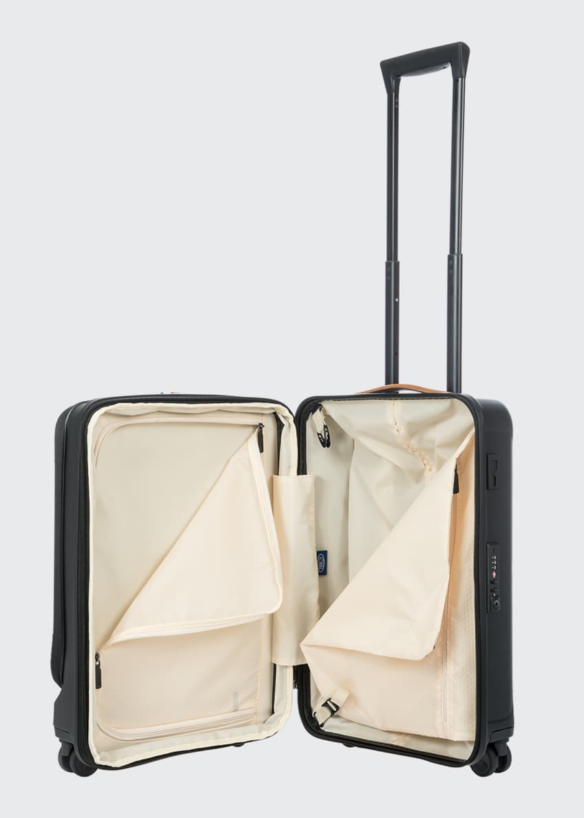 "Image 3 of 5: Capri 2.0 21"" Spinner Luggage with Pocket"