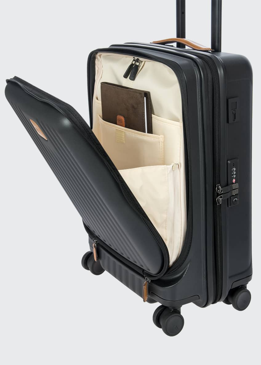 "Image 4 of 5: Capri 2.0 21"" Spinner Luggage with Pocket"