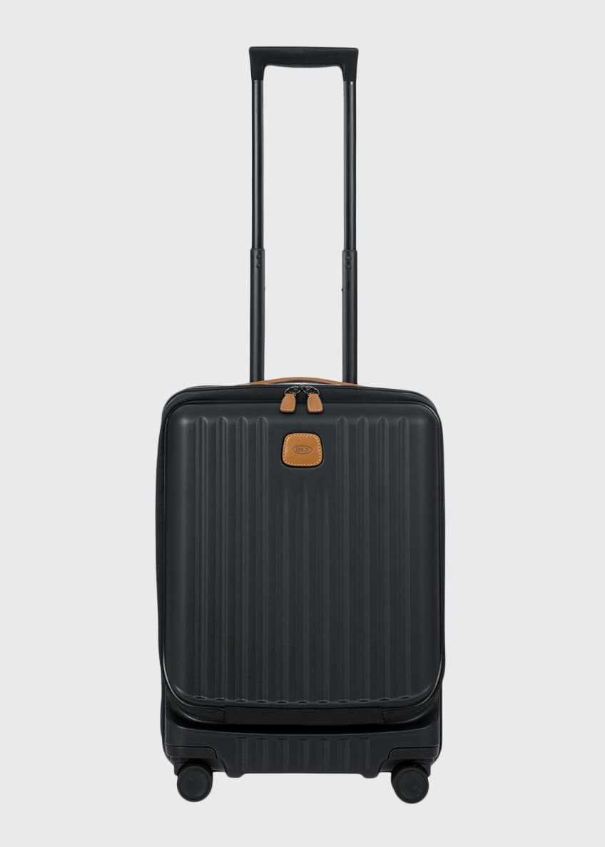 "Image 1 of 5: Capri 2.0 21"" Spinner Luggage with Pocket"