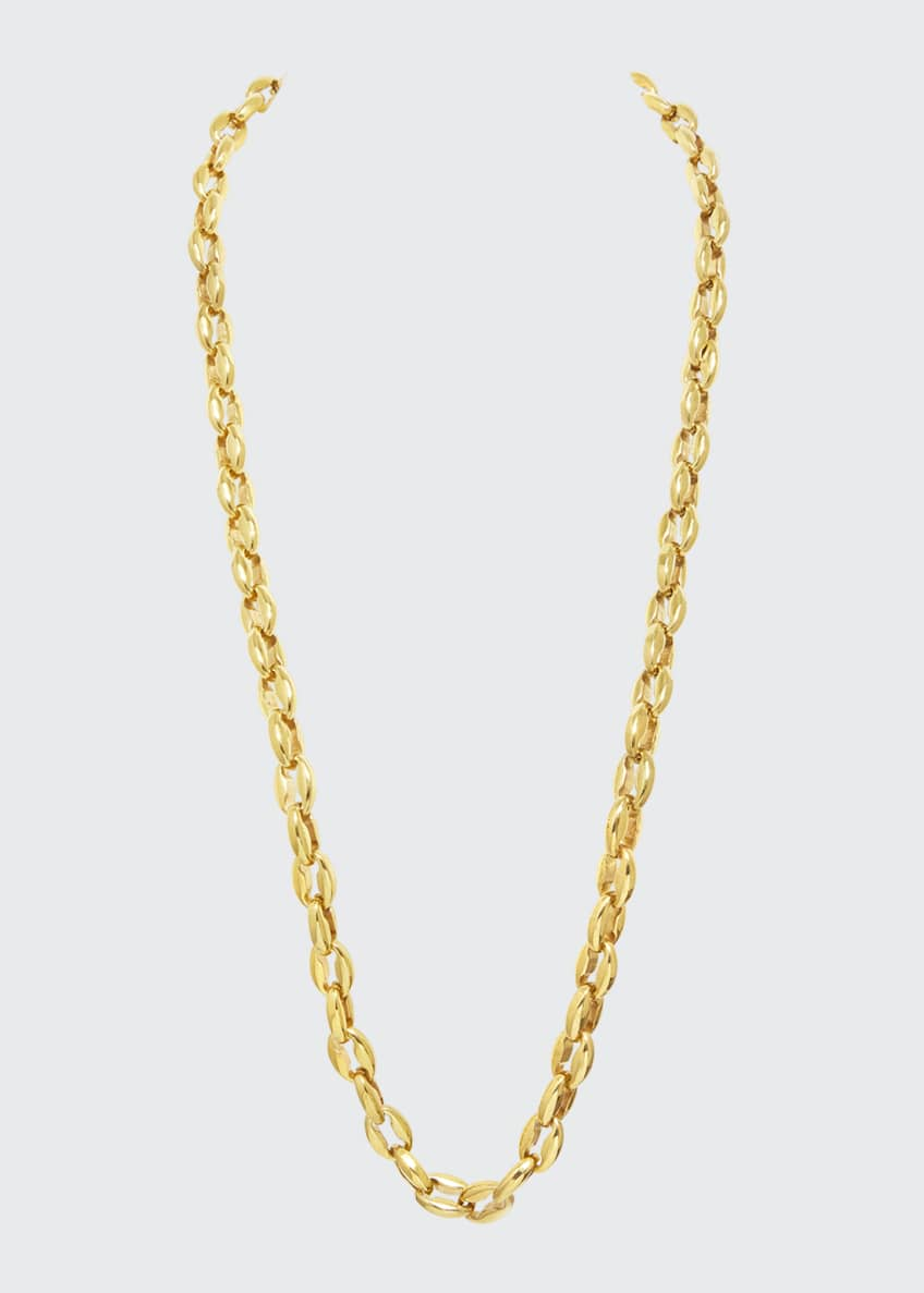 Image 2 of 2: Toscano Chain Necklace