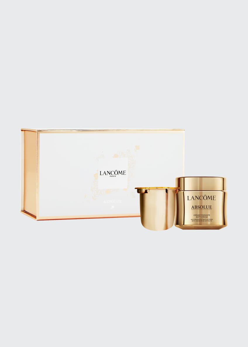 Image 2 of 2: Absolue Soft Cream Jumbo Set, 2 x 2 oz./ 60 mL