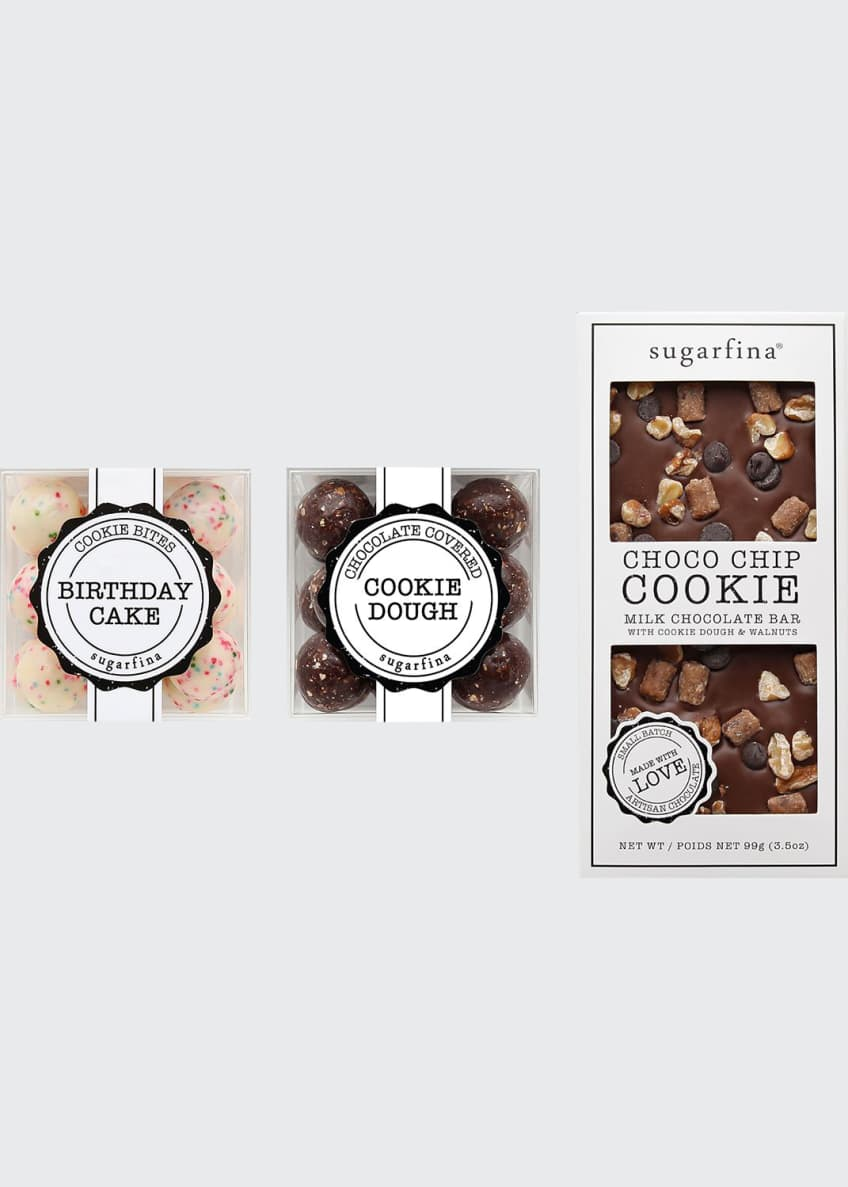 Image 1 of 1: The Cookie Collection Kit Cookie Trio Bundle