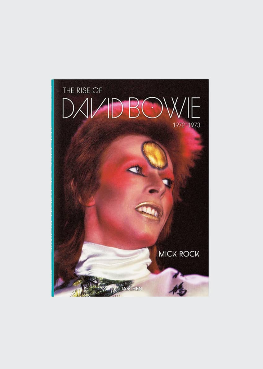 "Image 1 of 3: ""The Rise of David Bowie: 1972-1973"" Book by Mick Rock"