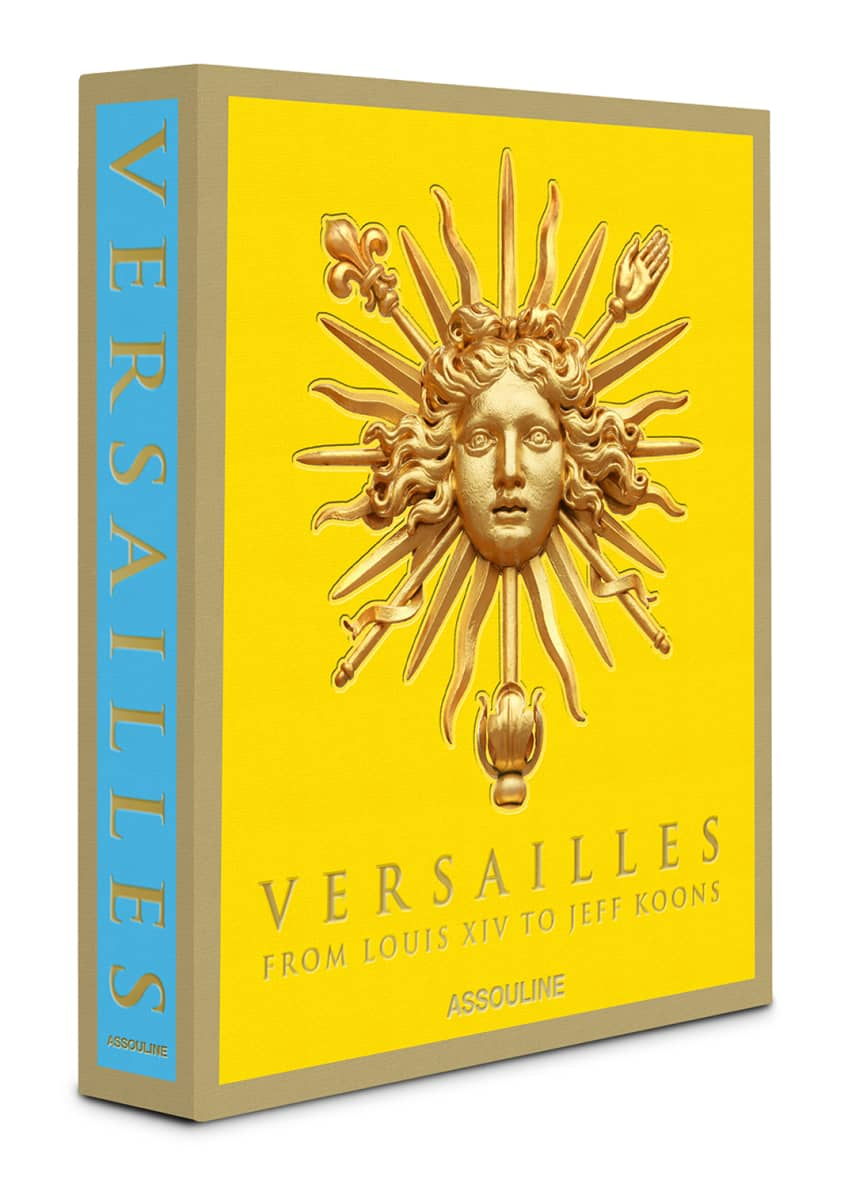"Image 2 of 4: ""Versailles: From Louis XIV to Jeff Koons"" Book"