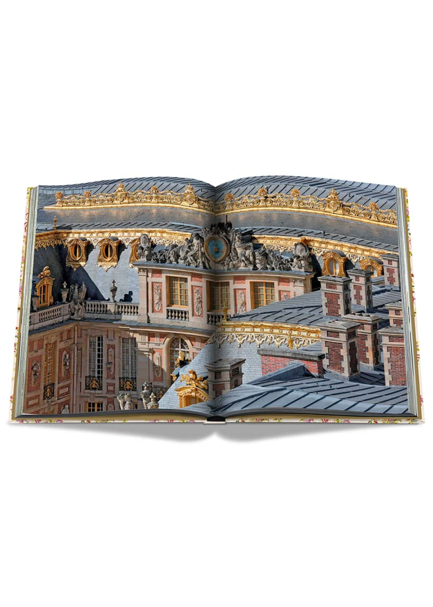 "Image 3 of 4: ""Versailles: From Louis XIV to Jeff Koons"" Book"