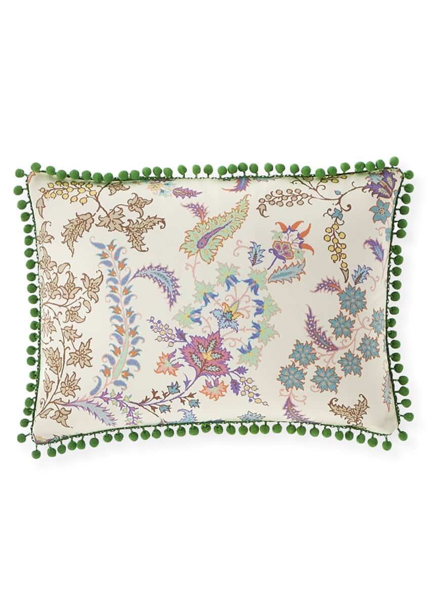 Image 1 of 1: Dorgonne Fringed Pillow