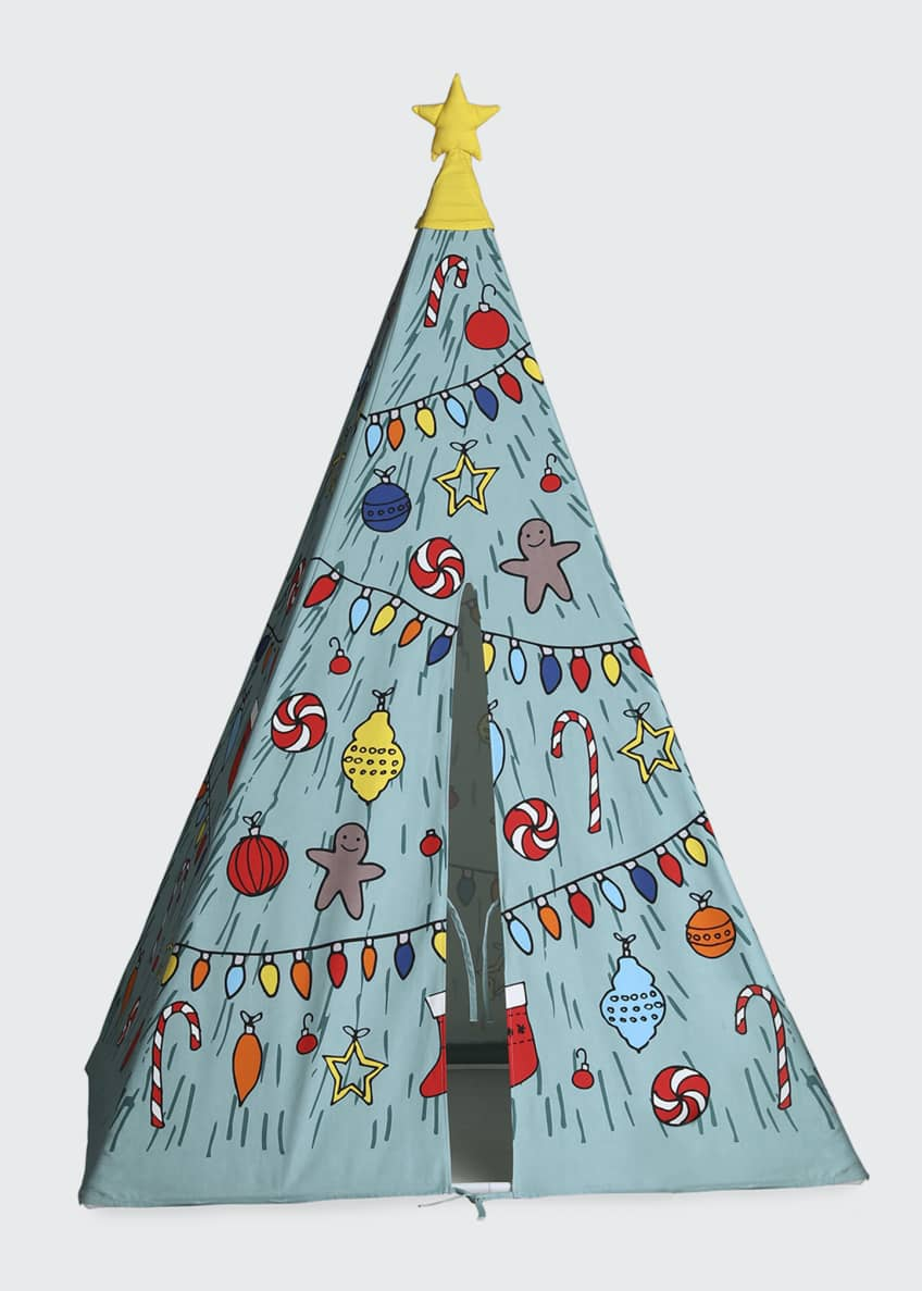 Image 1 of 3: Kid's Christmas Play Tent