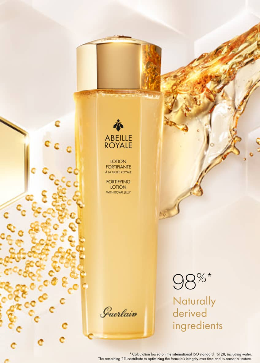 Image 4 of 4: Abeille Royale Anti-Aging Fortifying Lotion Toner, 5 oz./ 150 mL