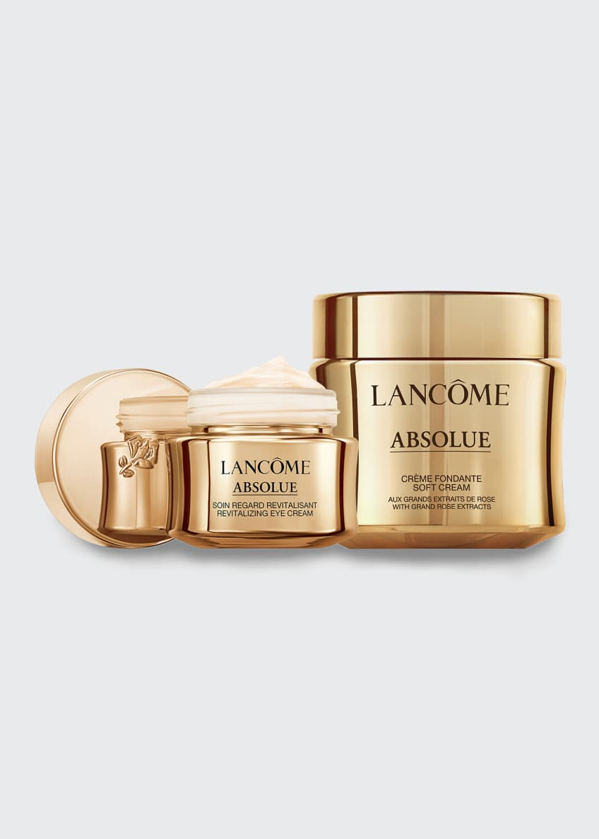 Image 1 of 1: Absolue Soft Cream Duo Set