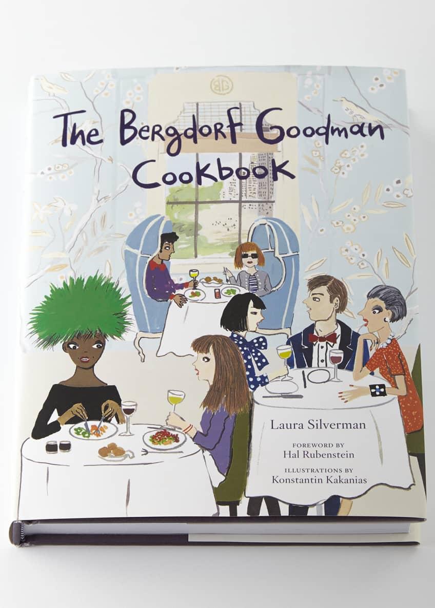 Harper Collins The Bergdorf Goodman Cookbook
