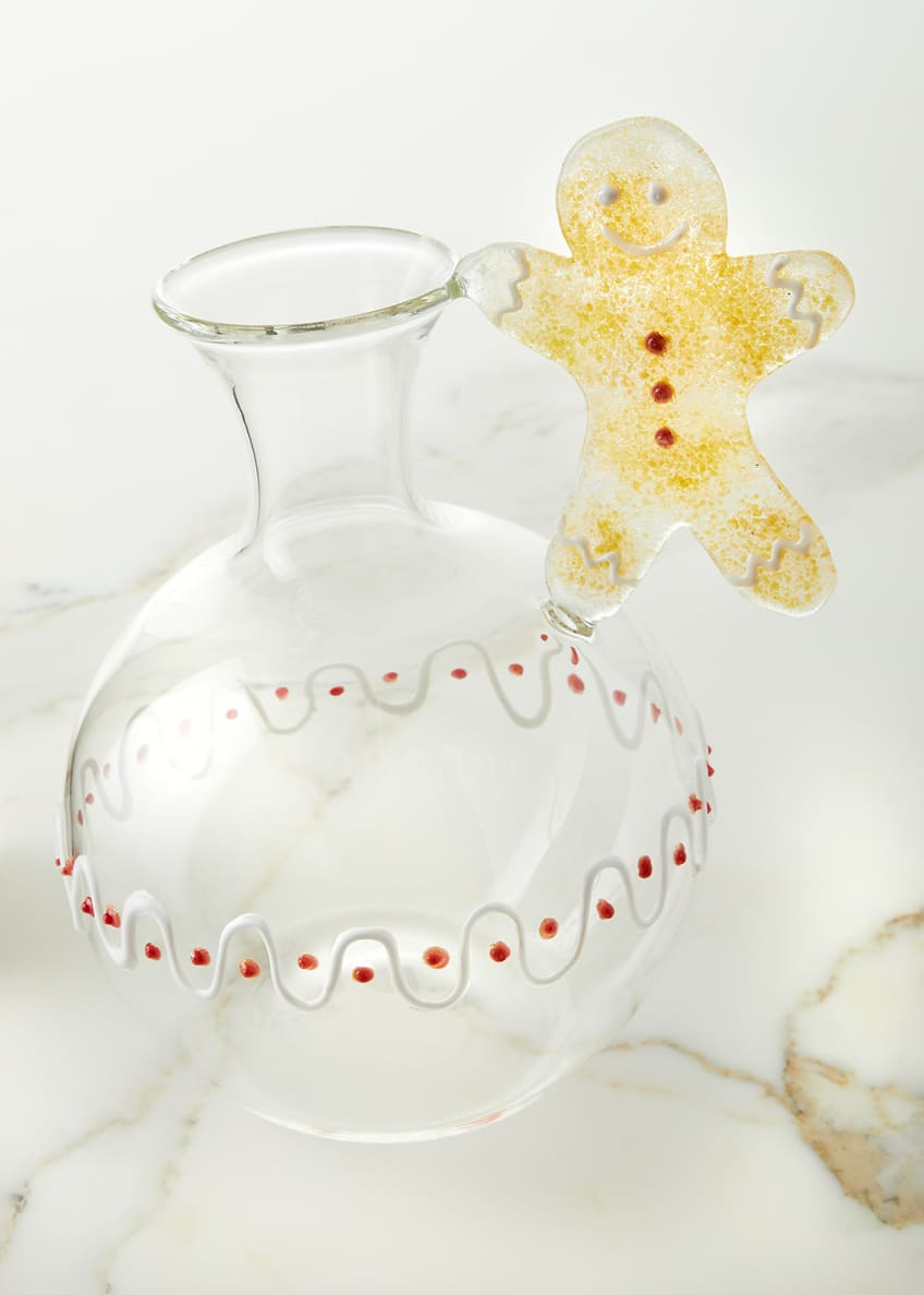 Image 1 of 1: Gingerbread Decanter