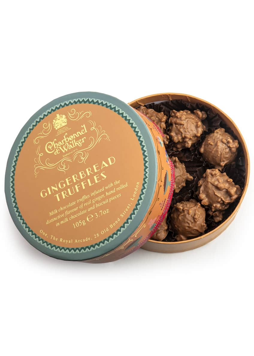 Image 1 of 1: Gingerbread Truffles Drum