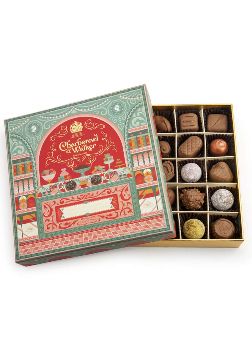 Image 1 of 1: Milk Chocolate and Truffle Assortment
