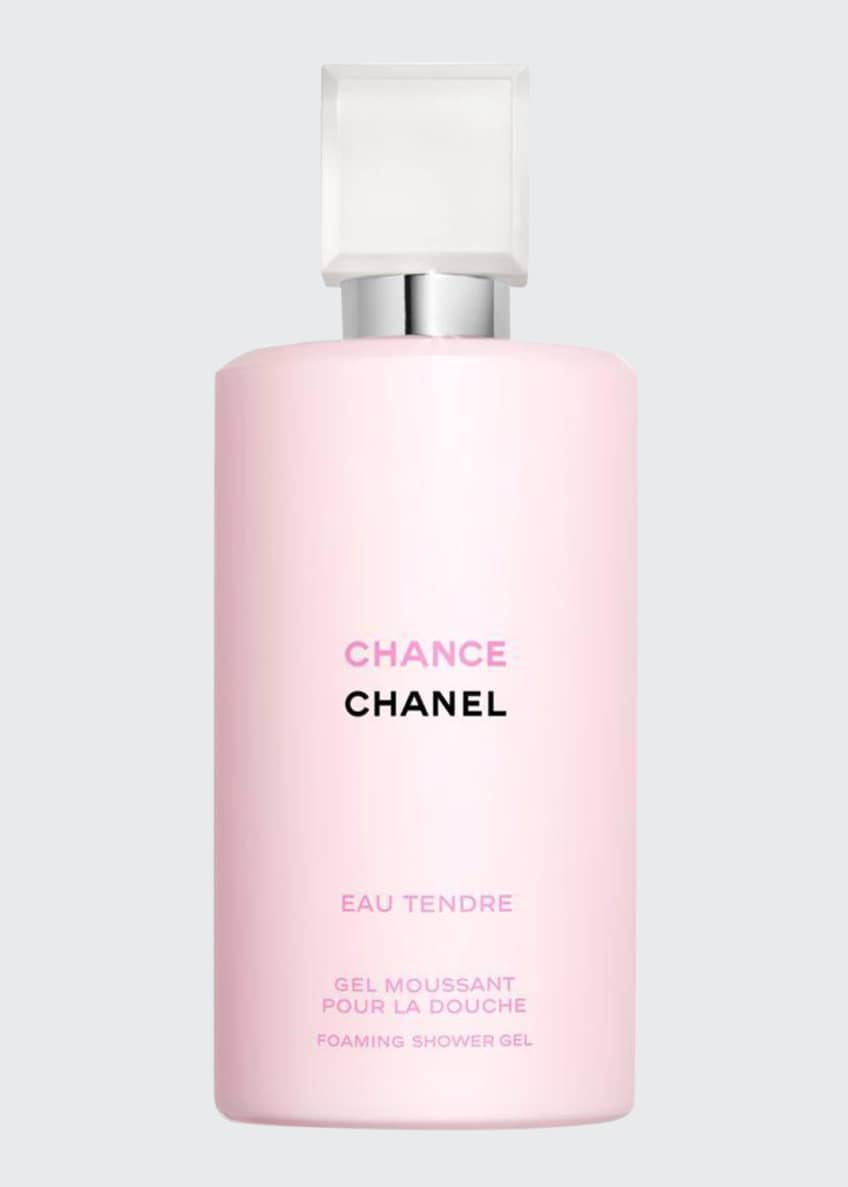 Image 1 of 1: CHANCE EAU TENDRE Foaming Shower Gel, 6.8 oz./ 201 mL