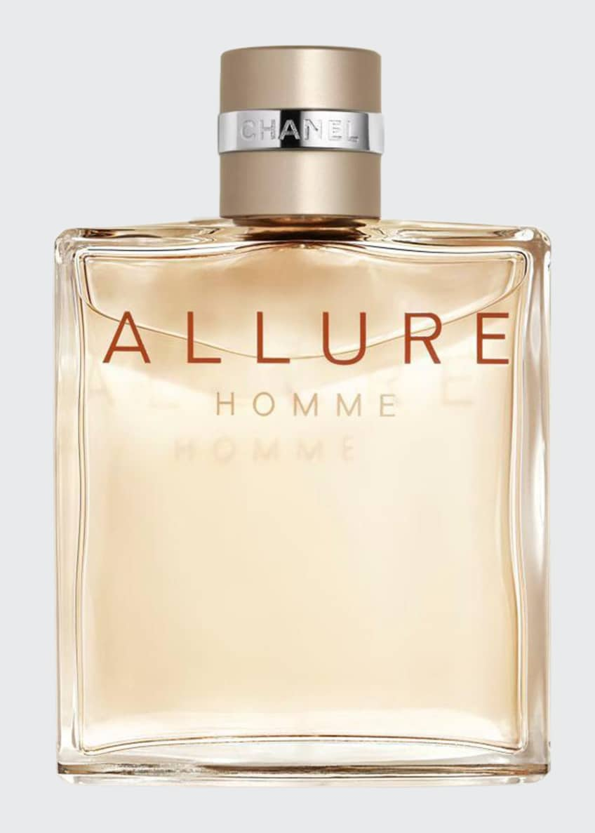 Image 1 of 1: ALLURE HOMME Eau de Toilette Spray, 5.0 oz.